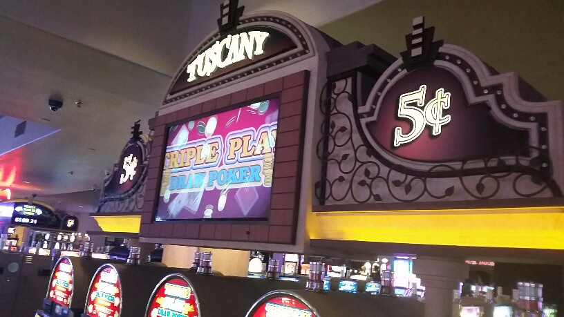 Nickle Video Poker