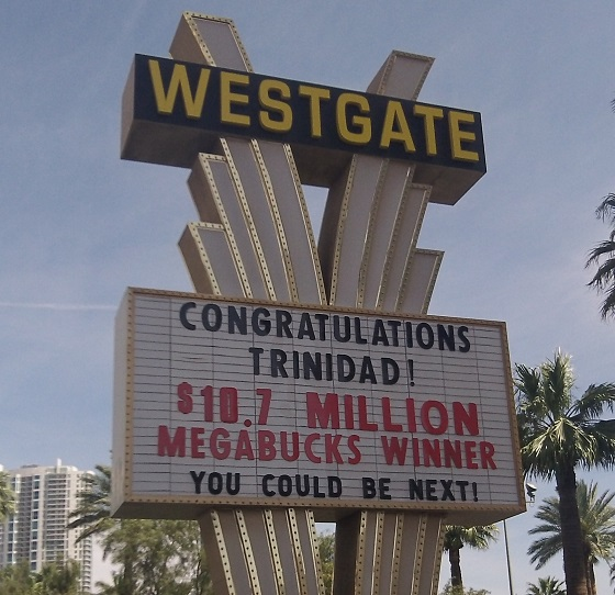 westgate sign mega jackpot winner of 10.7 million