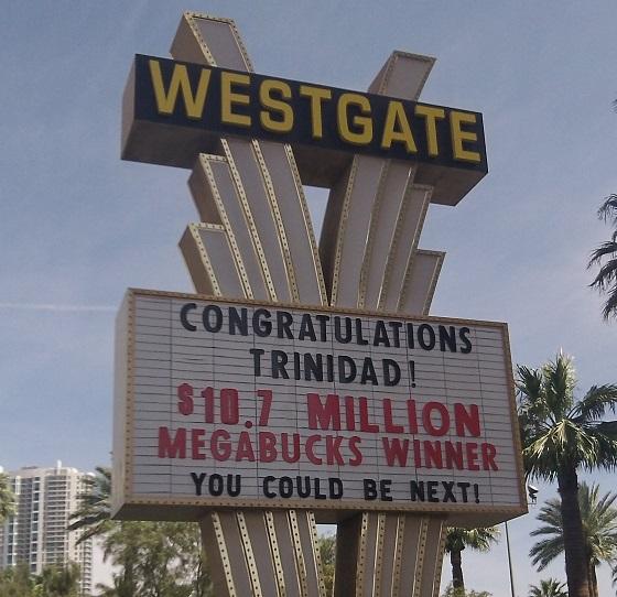 westgate sign mega jackpot winner of 10.7 million