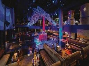 haze night club aria las vegas