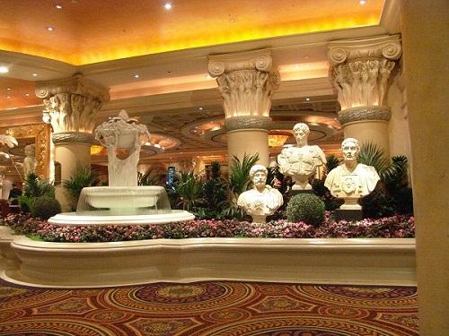 caesars palace no resort fees