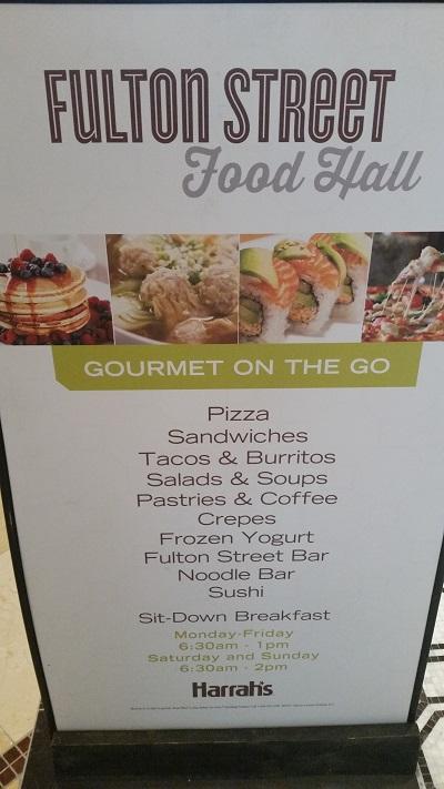 Fulton Street Food Court