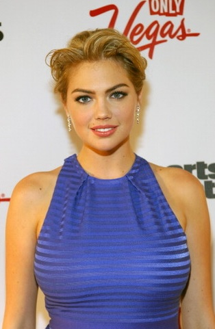 kate upton brought huge breast to vegas