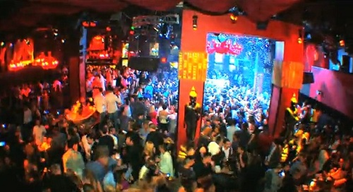 bring in the new year in clubs in las vegas