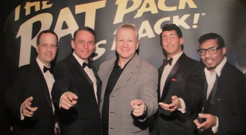 best price for the rat pack is back at rio hotel