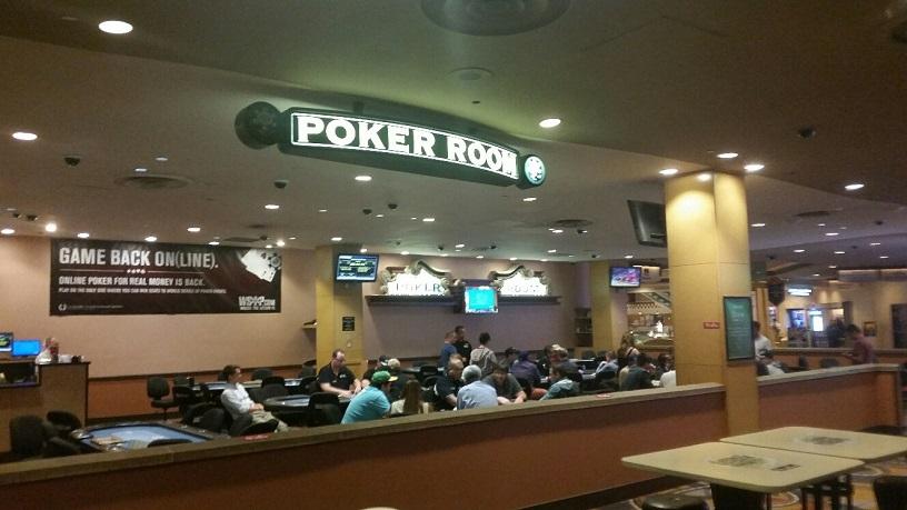 Bally's Poker Room