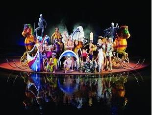 promo picture of cirque du soleil bellagio