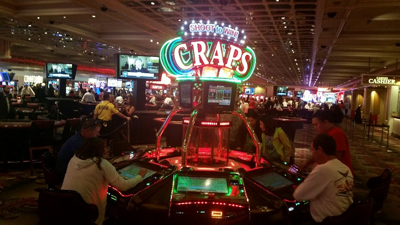 Shoot to Win Craps at Flamingo