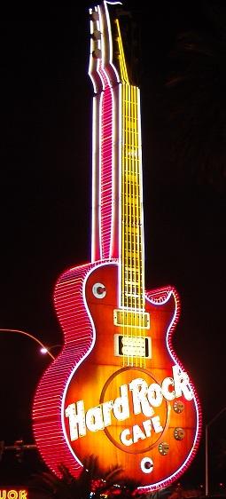 giant hard rock gutiar