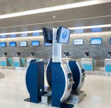 self service check in at mccarran las vegas airport