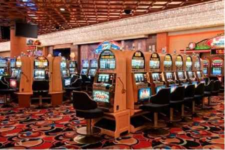 How much can you win on slot machines in vegas
