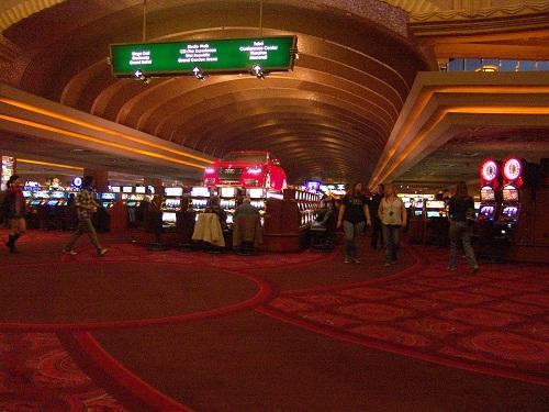 huge mgm casino