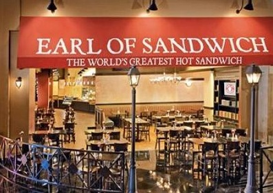 Earl of Sandwich might have the best sandwich ever made and it is reasonably priced.
