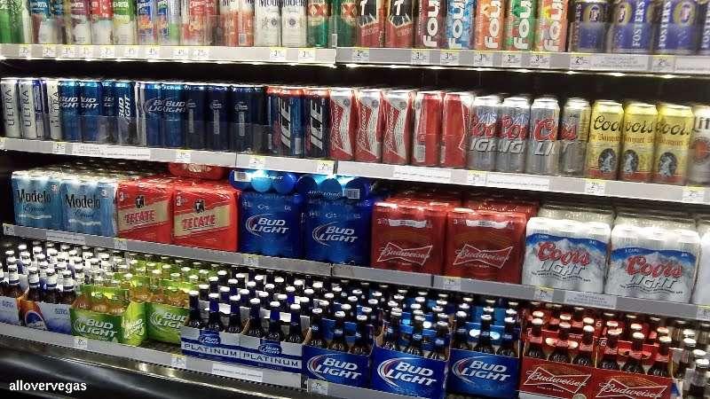Best place to buy beer in las vegas